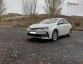 Rent a car Prokat Автопрокат Avtoprokat ավտովարձույթ TOYOTA COROLLA