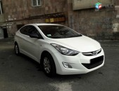 Автопрокат Rent a car Prokat Avtoprokat ավտովարձույթ Hyundai Elantra