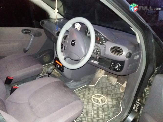 Mercedes-Benz -     A 160 , 1998թ.
