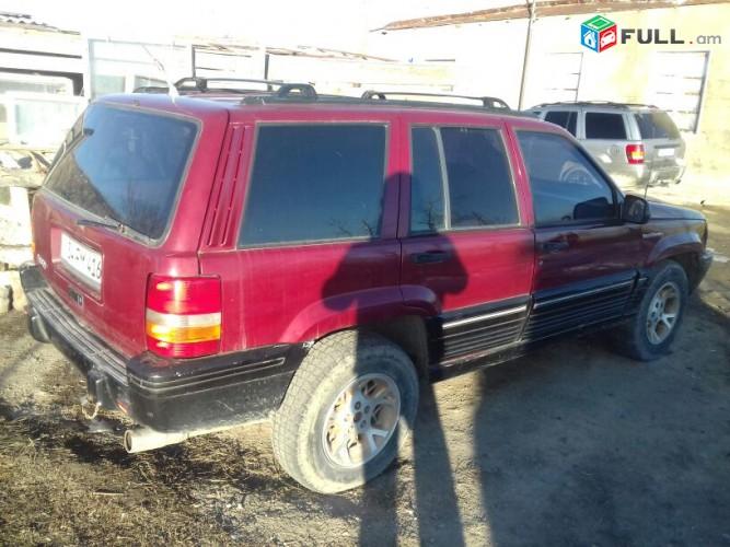 Jeep Grand Cherokee , 1993թ.