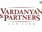 Վարդանյան և գործընկերներ իրավաբանական գրասենյակ