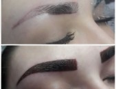 Татуаж бровей permanent make up перманентный татуаж
