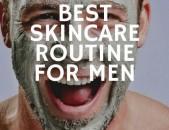 Чистка лица для мужчин