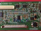Sony heruystacuyci T-CON plata V260B1-C01