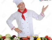 Xohararakan-  dasn@tacner  խոհարարական դասընթացներ