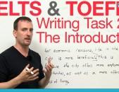 TOEFL das@ntacner  TOEFL դասընթացներ
