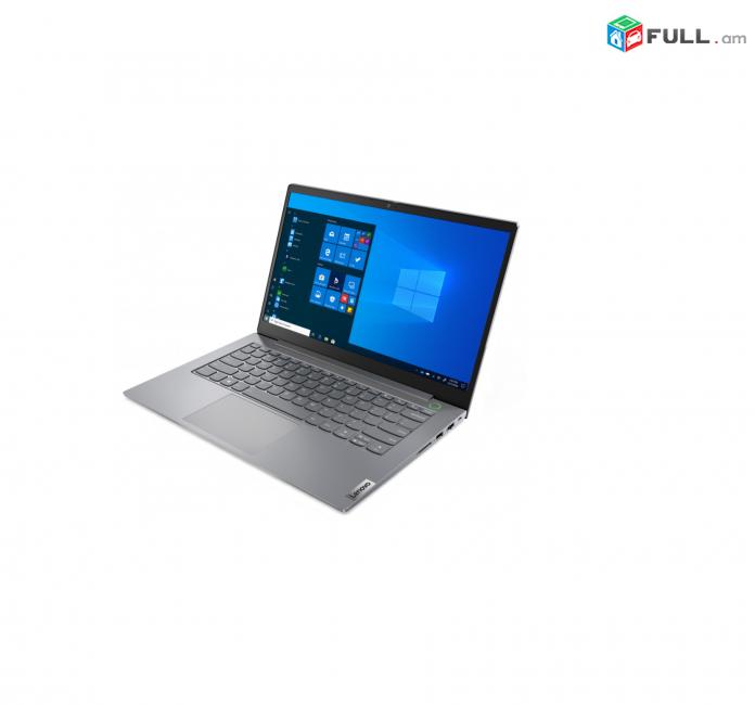"Notebook Lenovo ThinkBook 14 Core i5 11 gen RAM 8GB * SSD 256GB * 14"" FHD IPS Երաշխիք + Ապառիկ"