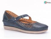 Իսպանական Pikolinos կաշվե կոշիկ