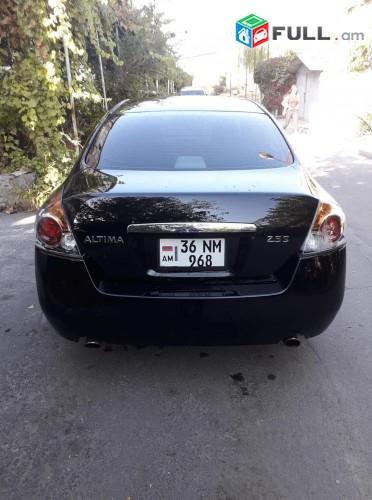 Nissan Altima , 2009թ.