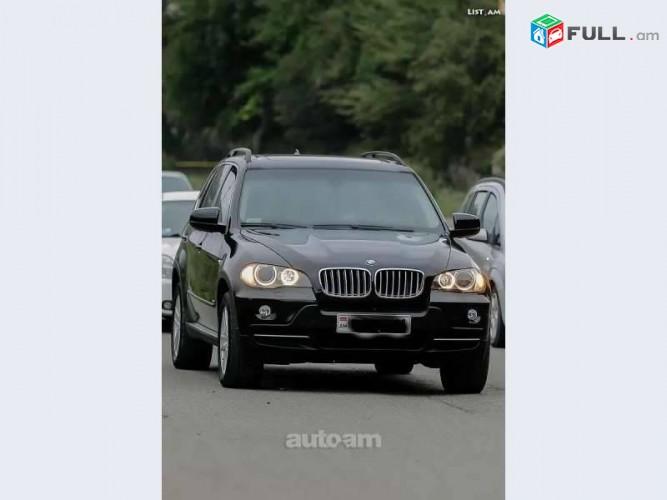 BMW -     X5 , 2007թ.