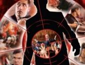 DVD սկավառակներ ТОЧКА ОБСТРЕЛА - օրիգինալ տարբեր տեսակի ֆիլմեր