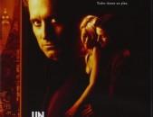 DVD սկավառակներ UN CRIMEN PERFECTO - օրիգինալ տարբեր տեսակի ֆիլմեր անգլերեն
