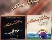 CD սկավառակներ MODERN TALKING (2) - օրիգինալ տարբեր տեսակի ալբոմներ