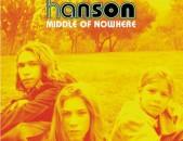 CD սկավառակներ HANSON - Middle of nowhere - օրիգինալ տարբեր ալբոմներ