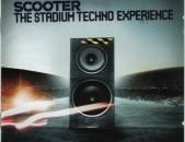 CD սկավառակներ SCOOTER (3) - օրիգինալ տարբեր տեսակի ալբոմներ