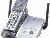 Panasonic KX-TG5621S - Հեռախոս հեռակարավարվող