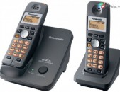 Panasonic KX-TG3521BX - հեռախոսներ հեռակարավարող և կան տաբեր մոդելներ