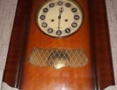 ЯНТАР  մեխանիկական սովետական պատի ժամացույց
