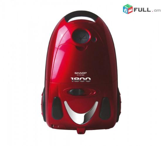 SHARP EC-CB18-R  1800Watt փոշեկուլ