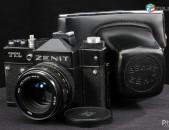 ZENIT TTL ֆոտոխցիկ սովետական