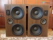 Peerless (4 palosnie kaloki) 100Watt 8 Om  բարձրախոսներ Դանիական