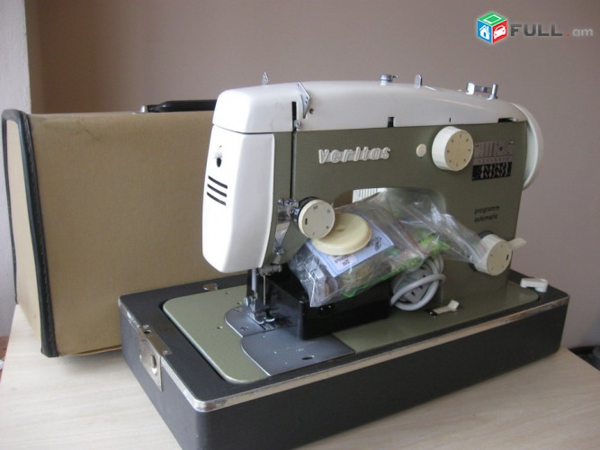 VERITAS  8014/35 կարի մեքենա Գերմանական