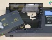 Panasonic S VHS, VHS, Փոխարինող  մինի VHS c (perehkadnik)