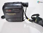 Panasonic VHSc Ճապոնական տեսախցիկ