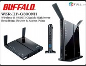 Buffalo wzr-hp-g300nh WiFi ruter
