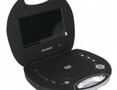SYLVANIA TFT LCD DVD Player նվագարկիչ