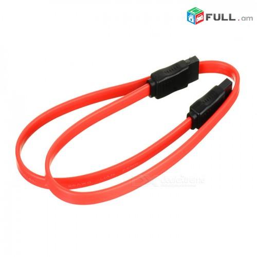 SATA HDD Cable կոշտ սկավառակների շնուրները տարբեր տեսակի