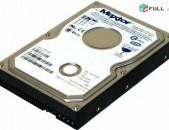 ATA HDD 20GB, 40GB, 80GB կոշտ սկավառակներ