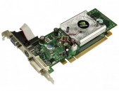 NVIDIA-GeForce 8400GS 256MB DDR2 64bit վիդեո քարտ