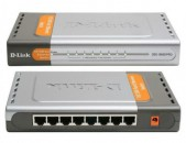 D-Link DES-1008D/PRO 10/100 Fast Ethernet Switch