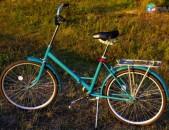 САЛЮТ հեծանիվ ծալվող Սովետական