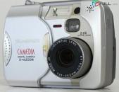 Olympus d-40zoom թվային տեսախցիկ