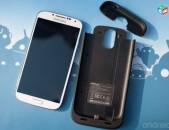 SAMSUNG Galaxy S4 կազմով մարտկոց