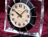 МОЛНИЯ սովետական մեխանիկական ժամացույցներ տարբեր տեսակի
