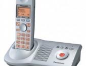 Panasonic KX-TG7127UAS հեռախոս հեռակարավարվող