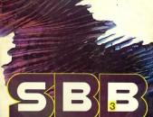 VINYL Ձայնապնակների SBB 3 (1) - Sարբեր տեսակի ալբոմներ