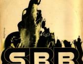 VINYL Ձայնապնակների SBB (2) տարբեր տեսակի ալբոմներ