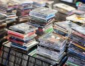 CD սկավառակներ ԳՆՈՒՄ ԵՄ միայն օրիգինալ CD դիսկեր տարբեր տեսակի ժանրերի