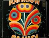 VINYL Ձայնապնակներ RAINBOW տարբեր տեսակի ալբոմներ