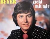 VINYL Ձայնապնակներ Hans-Jürgen Beyer Sարբեր տեսակի ալբոմներ