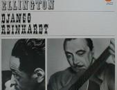 VINYL Ձայնապնակներ DUKE ELLINGTON (4) Django Reinhardt  Sարբեր տեսակի ալբոմներ
