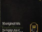 VINYL Ձայնապնակներ BIG BANDS Sարբեր տեսակի ալբոմներ