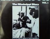 VINYL Ձայնապնակներ  The Mississippi Blues VOL.1 Sարբեր տեսակի ալբոմներ