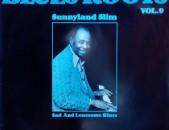 VINYL Ձայնապնակներ Sunnyland Slim VOL.9 Sարբեր տեսակի ալբոմներ