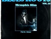 VINYL Ձայնապնակներ Memphis Slim VOL.10 Sարբեր տեսակի ալբոմներ