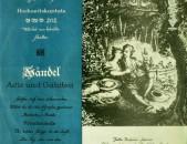 VINYL Ձայնապնակներ Bach  Händel, Jutta Vulpius, Sարբեր տեսակի ալբոմներ
